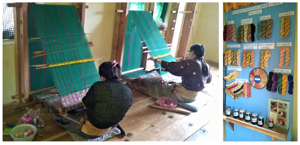 khaling national handloom development center